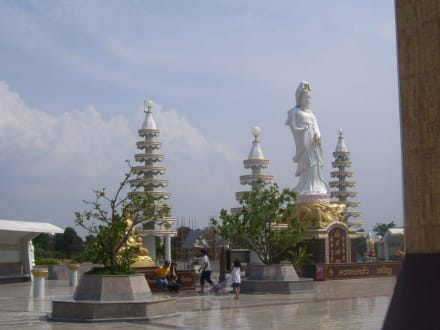 Freilufttempel - Tempel