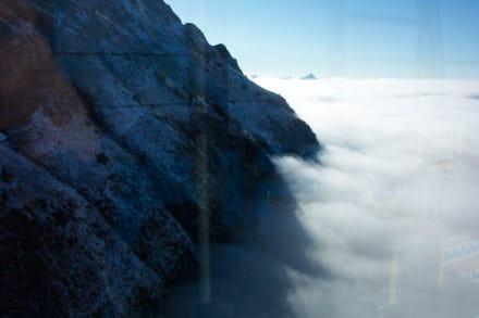 Berg/Vulkan/Gebirge - Berg Säntis