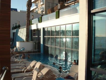 Außenbereich Hallenbad - beheizt - Granada Luxury Resort & Spa