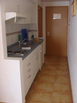 Küchenzeile - Suitehotel Monte Marina Playa
