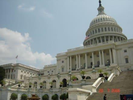 Blick auf das Capitol - Capitol
