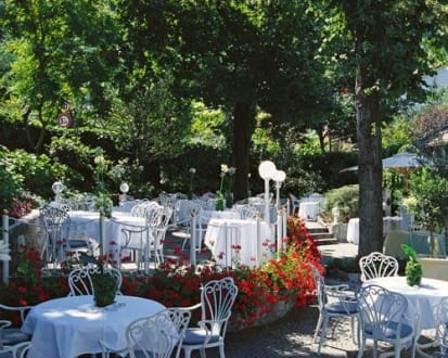 Garten - Hotel Oberwirt