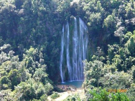 Samana - Wasserfall Saltos de Limon