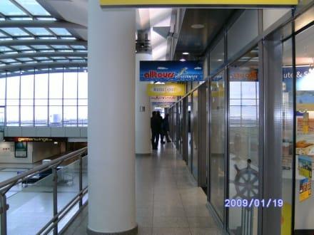Reisebüros - Flughafen Dortmund (DTM)