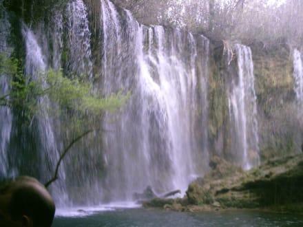 kusunlu wasserfälle - Kursunlu Wasserfälle