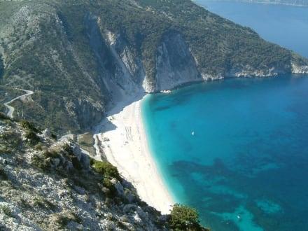 Myrtos Beach - Myrtos Strand