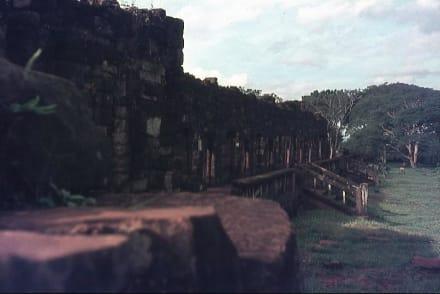 Die Ruinen von San Ignacio - San Ignacio Mini