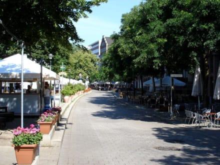 Die Schlachte in Bremen - Schlachte Bremen