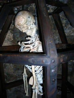im Folterkeller - La Granja