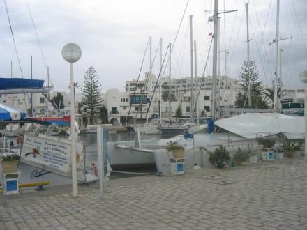 Yachthafen - Yachthafen Port el Kantaoui