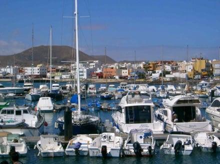 Hafen - Hafen Corralejo