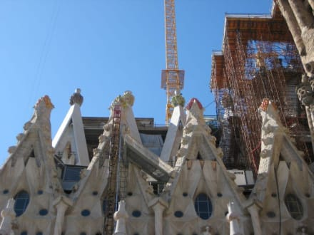 Kirchtürme - Sagrada Familia