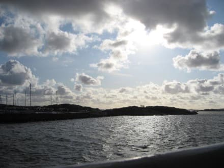 Unterwegs - Schärenfahrt Göteborg