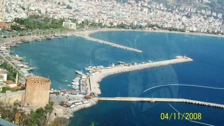 Hafenansicht - Alanya - Hafen Alanya