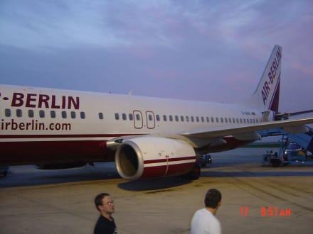 Air Berlin Mallorca - Flughafen Palma de Mallorca/Son Sant Joan (PMI)