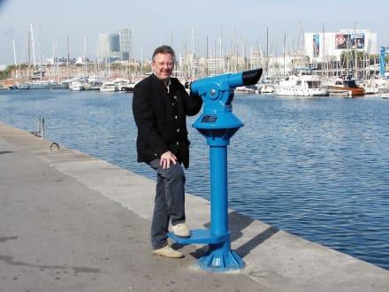 der Hafen von Barcelona - Hafen Barcelona