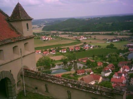 Blick von der Riegersburg - Burg Riegersburg