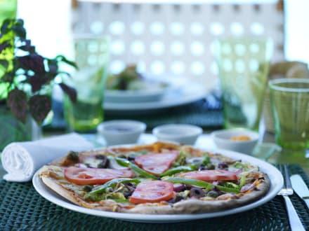 Italian restaurant -
