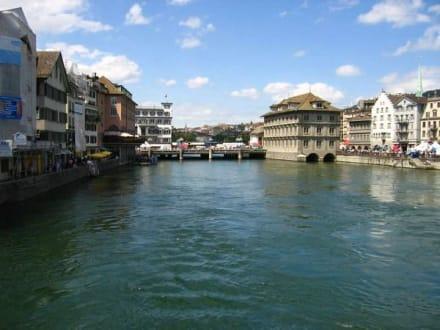 Zürich Innenstadt - Altstadt Zürich