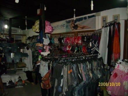 Der Shop - Mammouth Shopping
