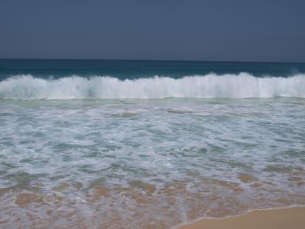 St. Monica Strand - Boa Vista Tours