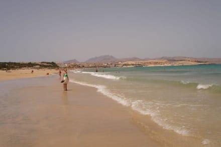 Unendliche Weite - Strand Costa Calma