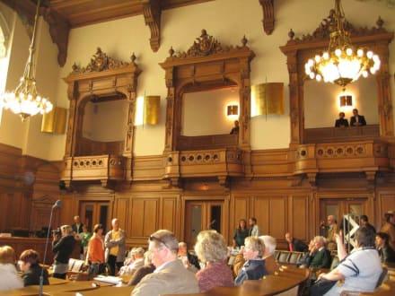 Plenarsaal - Rathaus