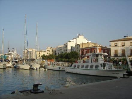 Am Hafen - Hafen Ibiza Stadt