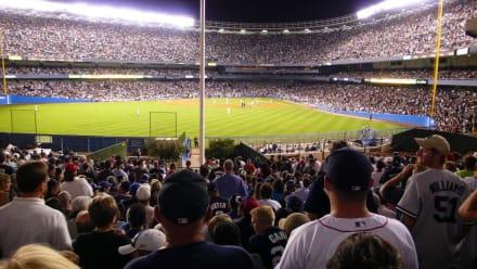 Das alte Yankeestadium - New York Yankees