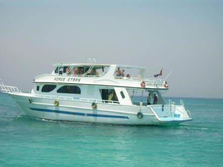 Schnorchelausflug3 - Schnorcheln Hurghada