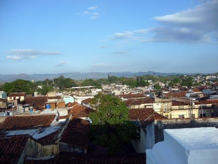 Blick vom Dach - Hotel Del Rijo