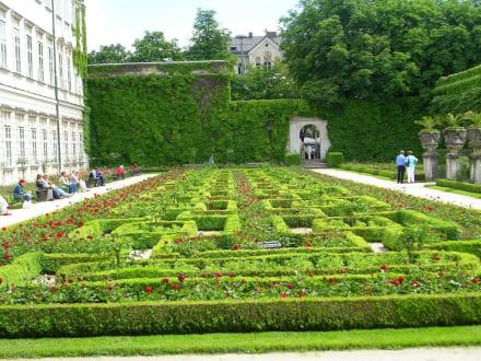 Schloss MIRABELL - Schloss Mirabell