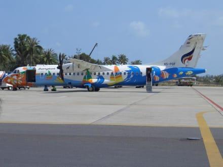 Heimreise - Flughafen Koh Samui (USM)