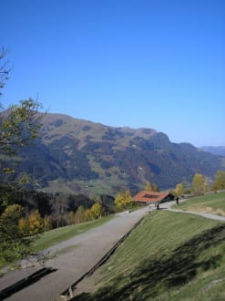 Wildpark und Umgebung - Wildpark Aurach
