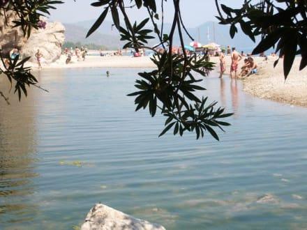 Olympos Am Strand - Strand Olympos