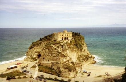 Kirche von Tropea - Kirche Santa Maria dell'Isola