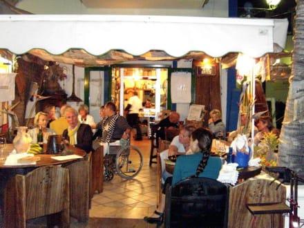 Am Abend, volles Haus! - Restaurant La Bodeguilla