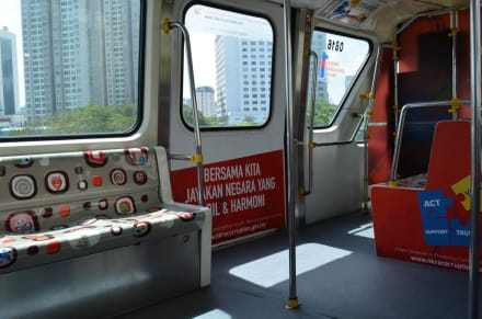 Monorail Kuala Lumpur - KL Monorail