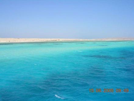 Giftung insel - Giftun / Mahmya Inseln