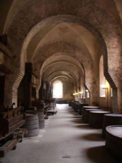 Wein-Kelter - Kloster Eberbach