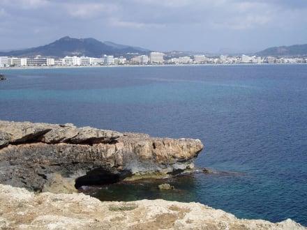 Bucht von Cala Millor - Strand Cala Millor