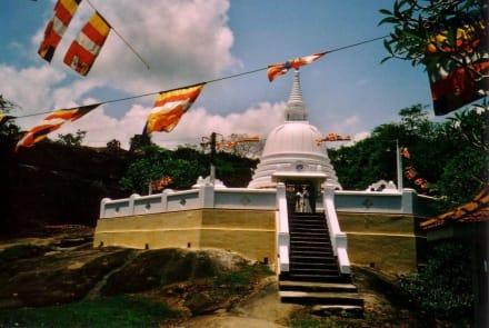 Aluthepola Tempel - Aluthepola Tempel