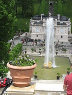Wasserspiele - Schloss Linderhof