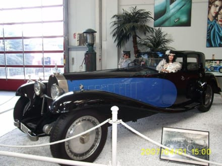 Bugatti Royale - Auto & Technik Museum