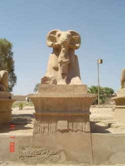 Luxor/Karnak - Amonstempel Karnak