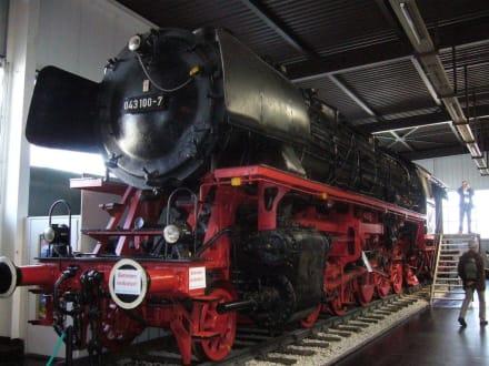 Lokomotive - Auto & Technik Museum