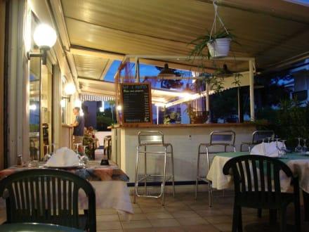 "Restaurant ""Le Jardin de la mer"" - Restaurant Le Jardin de la mer"