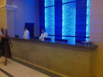 Lobby i recepcja  - Jaz Aquamarine Resort