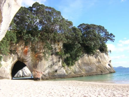 Cathedral Cove - Cathedral Cove