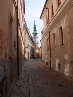 Gäßchen - Altstadt Bratislava